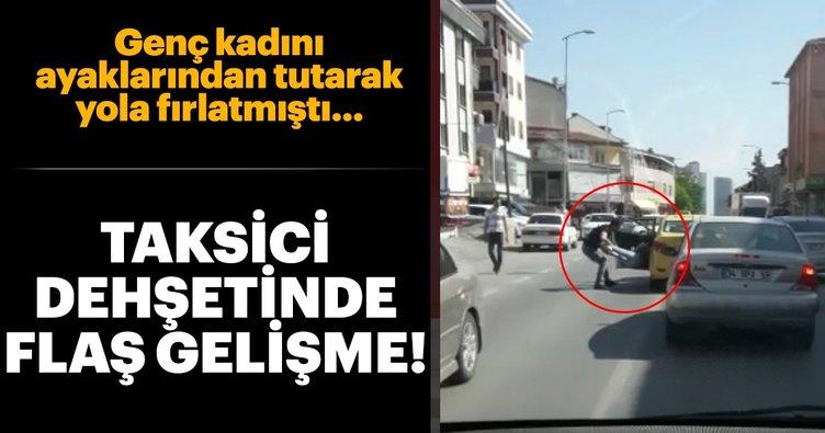 İstanbul Ümraniye'deki taksici dehşetinde yeni gelişme!