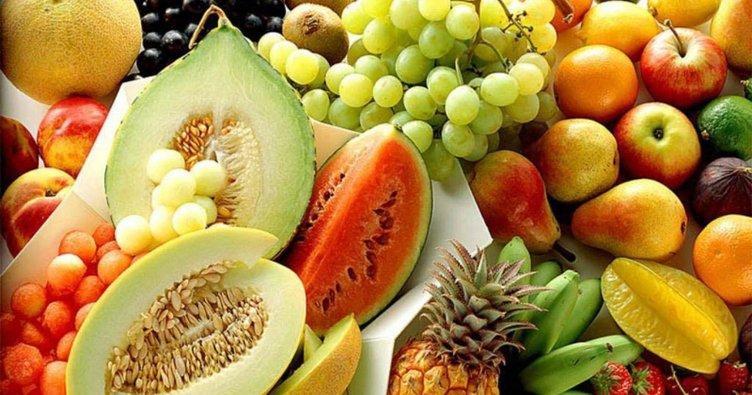 En faydalı 6 meyve! Bu meyveleri mutlaka tüketin!