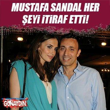 Mustafa Sandal: 'Çözmemiz gereken sorunlarımız var'
