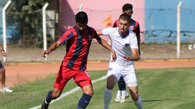 Bergama Belediyespor, Ziraat Türkiye Kupası'nda 3. turda