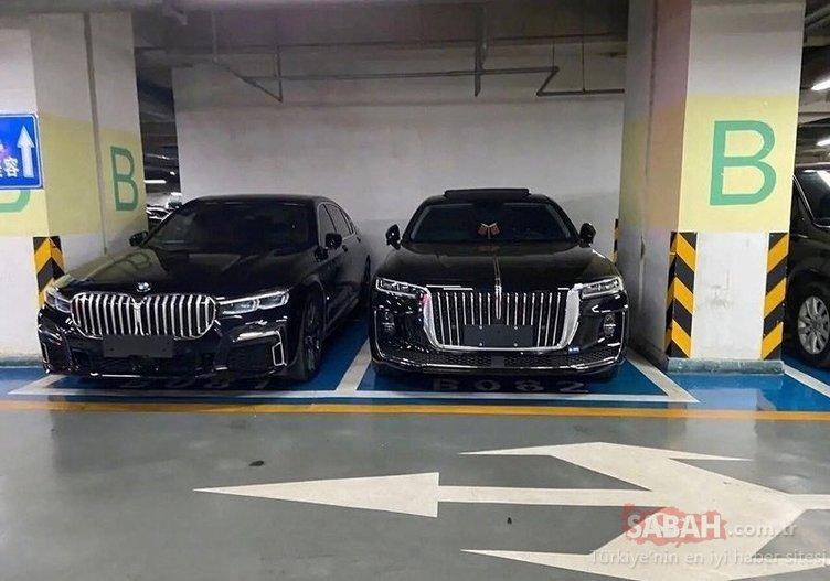 Sonunda bu da oldu! BMW'nin lüks arabasını kopyaladılar! Otomobili görenler şoke oluyor