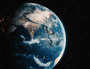NASA'nın yayınladığı görüntüler dehşete düşürdü! Dünya'dan 6 kat büyük!