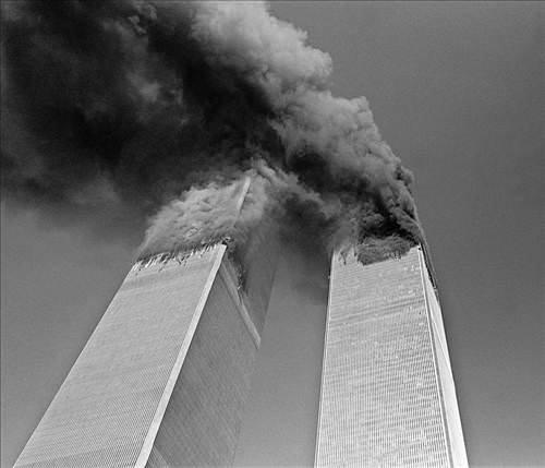 11 Eylül'den görülmemiş kareler