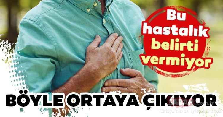 Kalp yetmezliği belirti vermiyor! Bakın nasıl ortaya çıkıyor