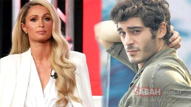 Burak Deniz'den Paris Hilton itirafı! Sosyal medya gündem oldu!