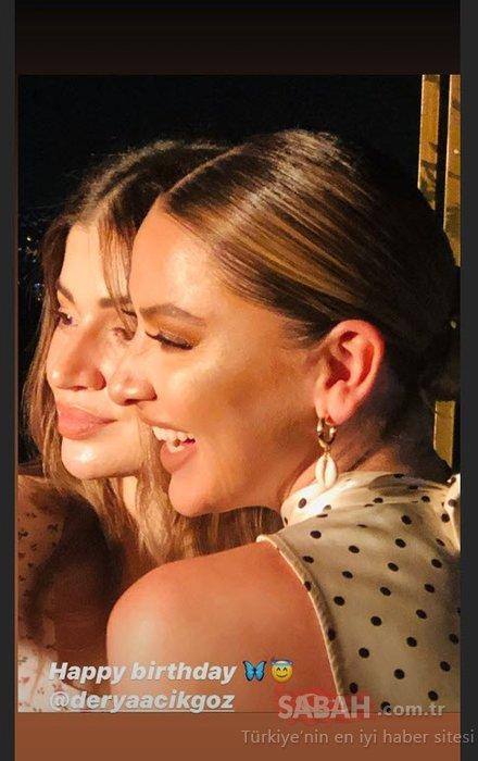Hadise'den duygusal paylaşım! Şarkıcı Hadise: Biz birbirimizi bulduk... Ben değil biz olduk...