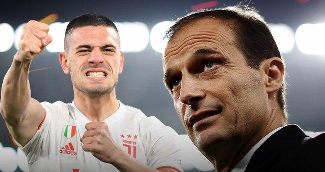 Juventus'tan Merih Demiral kararı! Allegri'nin istediği isim...