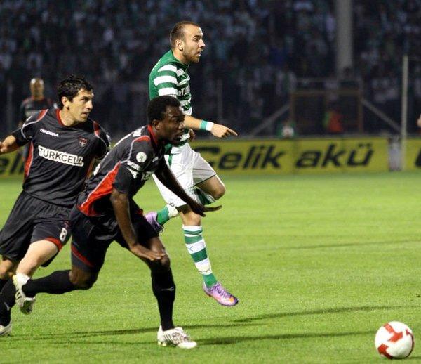 Bursaspor - Gaziantepspor
