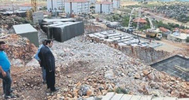 Bucak'ta yeni bir şehir inşa ediyor