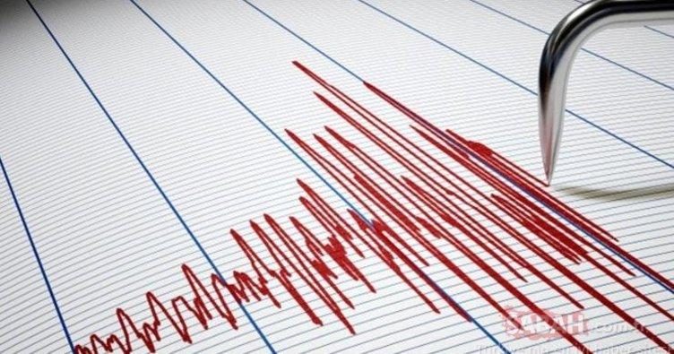 Son Dakika - Deprem mi oldu, nerede, kaç yaşında?  27 Şubat AFAD - Kandilli Rasathanesi son depremler listesi