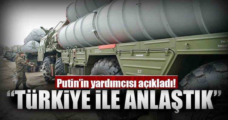 Rusya'dan flaş açıklama: Türkiye ile anlaştık