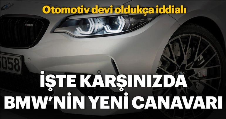 2019 BMW M2 Competition neler sunuyor? BMW yeni aracıyla oldukça iddialı
