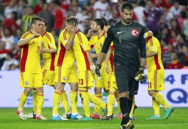 Türkiye - Romanya