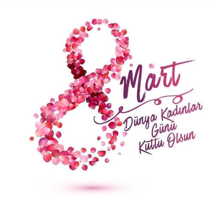 Dünya Kadınlar Günü mesajları ve sözleri! 2021 Resimli 8 Mart Dünya Kadınlar Günü sözleri ve kısa kutlama mesajı
