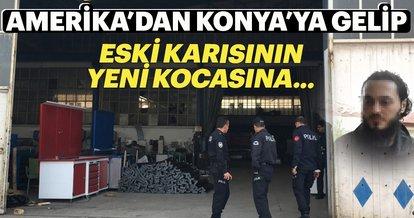 ABD'den gelip bakın Konya'da ne yaptı?