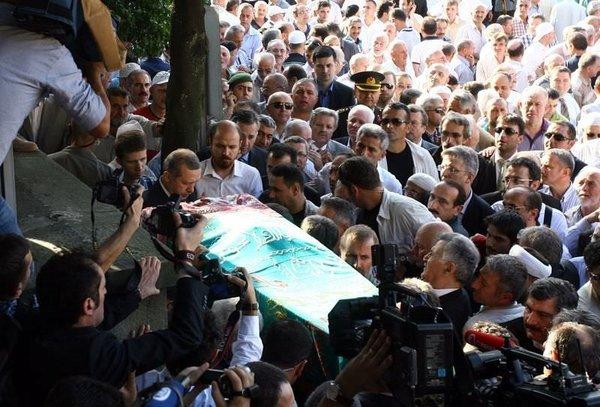 Başbakan Erdoğan'ın teyzesi vefat etti