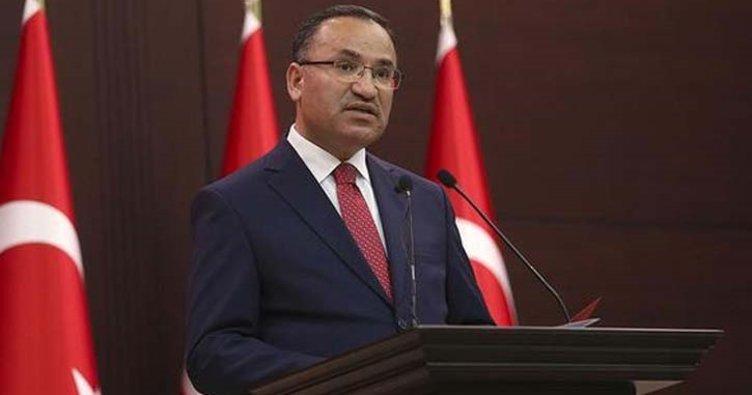 Başbakan Yardımcısı Bekir Bozdağ'dan flaş Rıza Zarraf açıklaması
