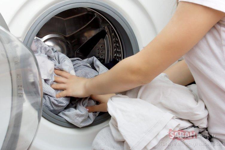 Çamaşır makinenize alüminyum folyo atarsanız sonuç inanılmaz!