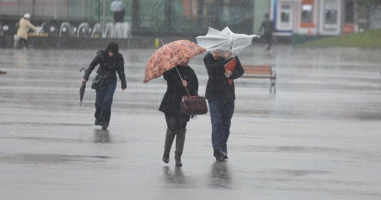 Meteorolojiden 5 kent için kuvvetli fırtına uyarısı!