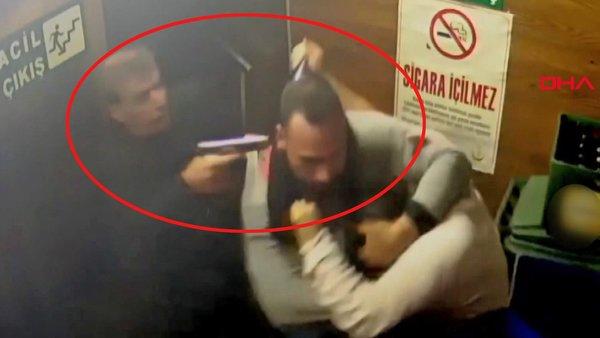 Bursa'daki kan donduran cinayet anı görüntüleri ortaya çıktı | Video