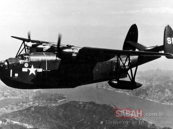 Tarihin en gizemli uçak kazaları! Kayıp uçak kervanında...
