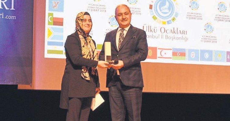 Osmaniye'ye 'En İyi Belediye' ödülü