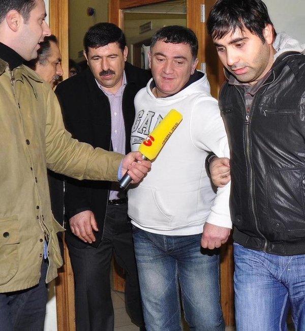 Ayhan Çarkın İstanbul'a getirildi