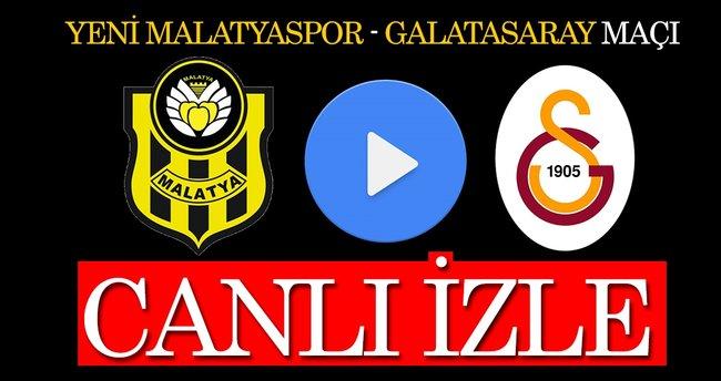 Galatasaray maçı canlı izle! A Spor yayın akışı: Yeni Malatyaspor  Galatasaray maçı hangi kanalda ...