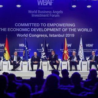 Dünya Melek Yatırım Forumu sona erdi