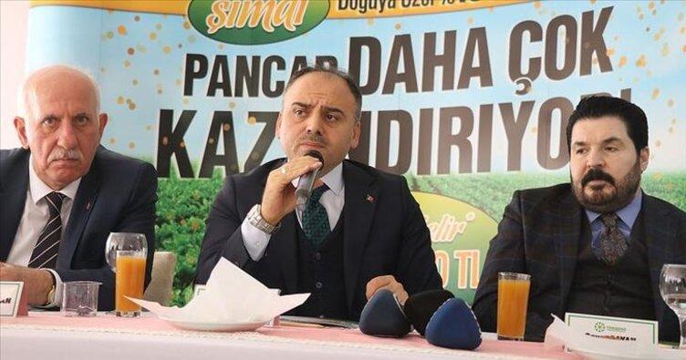 TÜRKŞEKER hububat üretiminde de sözleşmeli tarım modelini uygulayacak