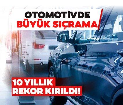 OSD açıkladı! Türkiye'nin otomotiv üretimi ilk 5 ayda yüzde 28 arttı