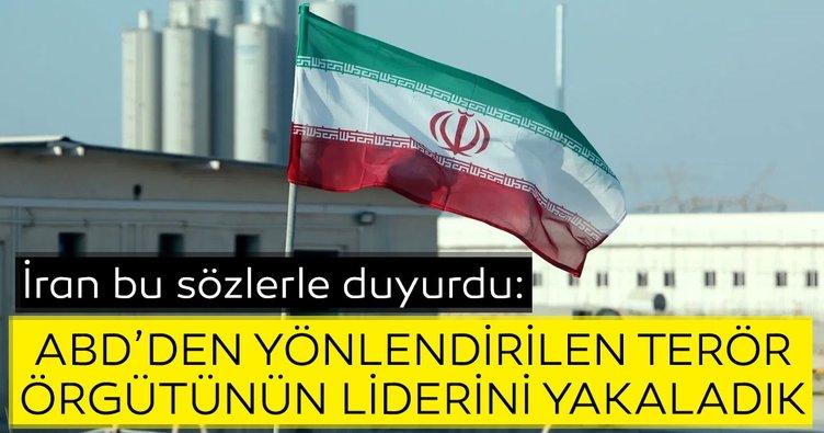 İran bu sözlerle duyurdu: ABD'den yönlendirilen terör örgütünün lideri Cemşid Şarmehd'i yakaladık