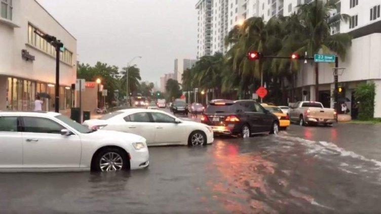 Miami sular altında!