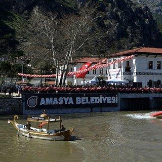 Amasya'nın 20 yıllık hayali gerçekleşti