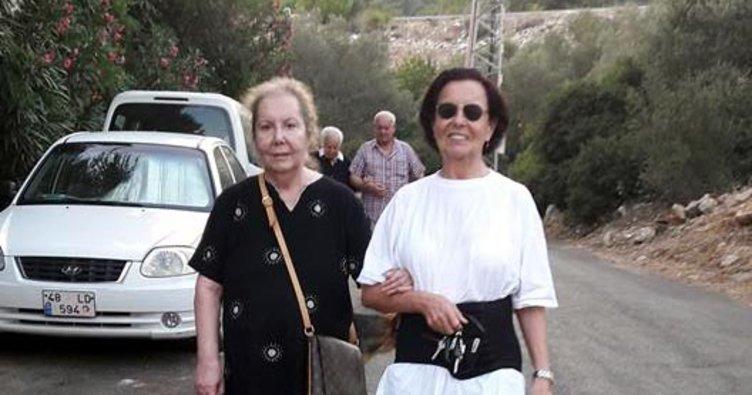 Fatma Girik de depreme yakandı!