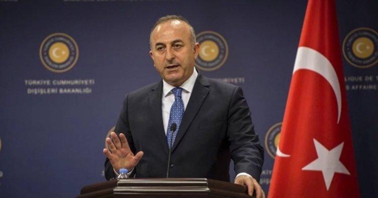 Dışişleri Bakanı Çavuşoğlu'ndan Erbil açıklaması!