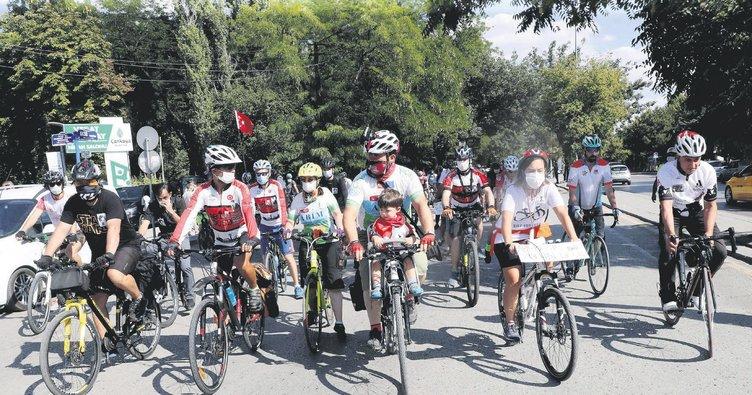 Bisikletli ölümleri dursun