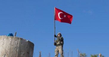 Mehmetçik, Afrin'e özgürlük getirdi
