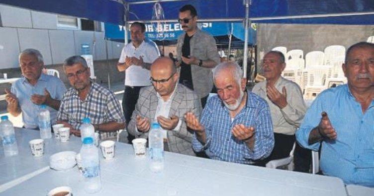 Vali Demirtaş'tan taziye ziyareti