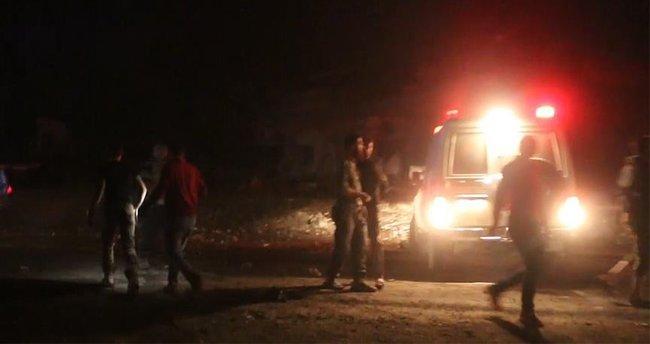 Azez'de bombalı saldırı: 19 ölü