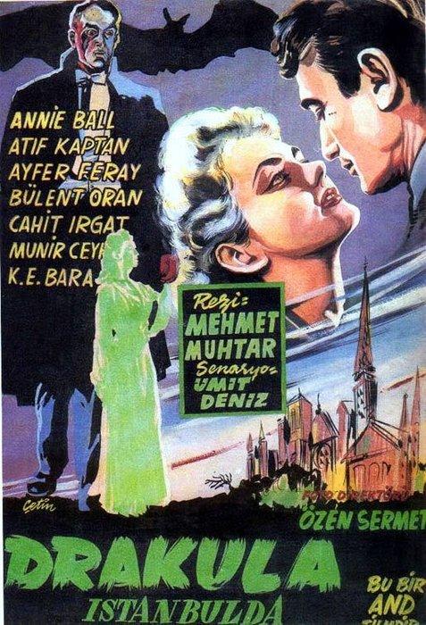 Fantastik Türk sinemasının unutulan afişleri