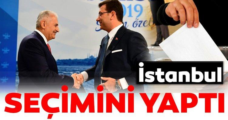 SON DAKİKA... İstanbullu seçimini yaptı! İşte 23 Haziran seçim sonuçlarında son durum!