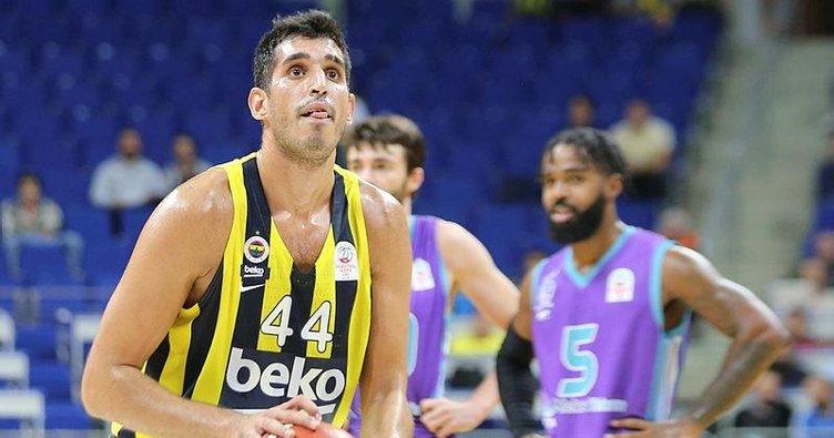 Fenerbahçe Beko sonunda güldü