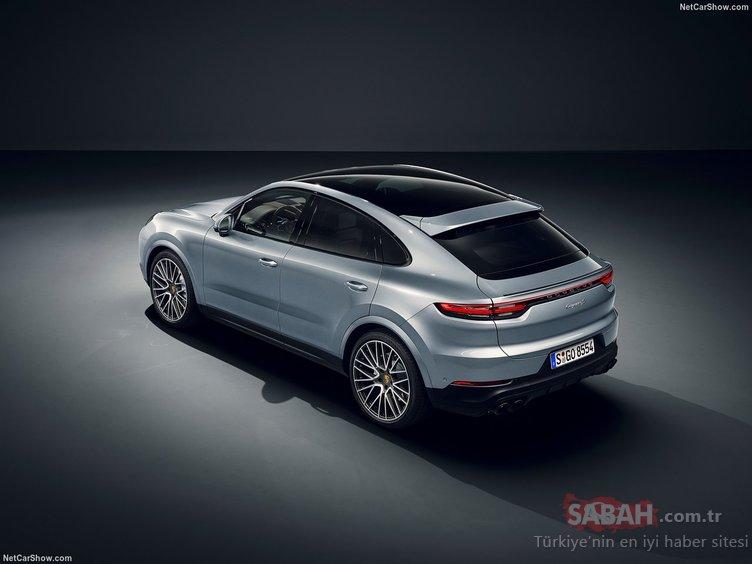 2020 Porsche Cayenne S Coupe'nin üstündeki örtü kaldırıldı! Özellikleri ve motor gücü nedir?