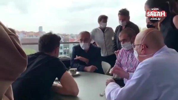 Sinan Özen kızı Neva'nın sağlık durumunu paylaştı!   Video