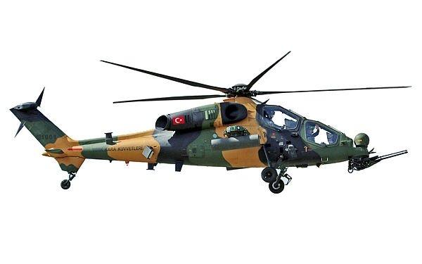 Pakistan'a 30 ATAK helikopteri satılıyor