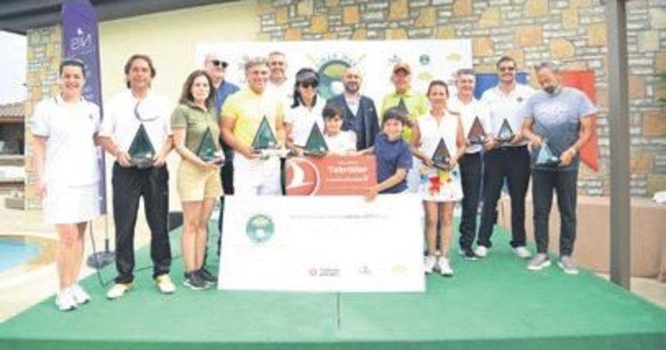 Bodrum'da golf deneyimi
