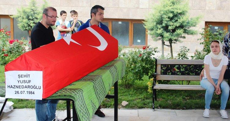 Yusuf Haznedaroğlu'nun cenazesi toprağa verildi
