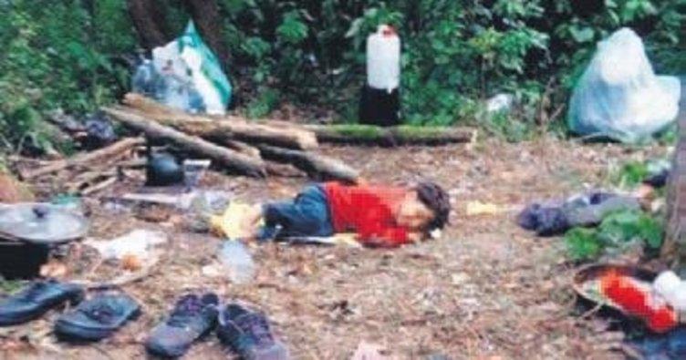 Fransa'da göçmenlere insanlık dışı muamele