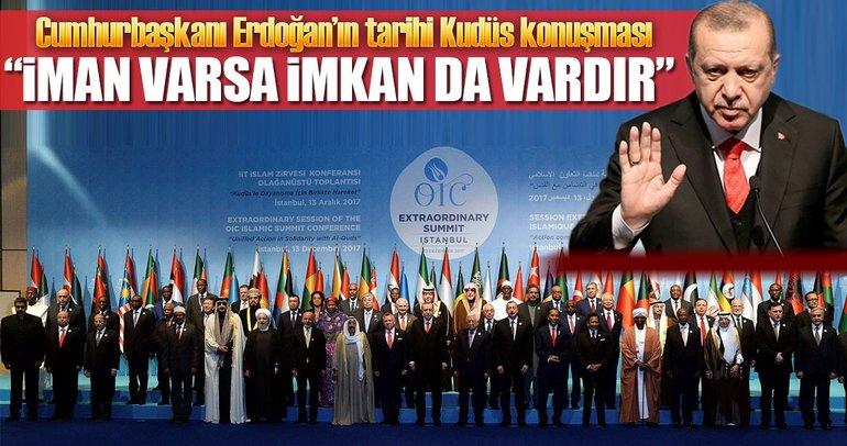 Erdoğan: 196 dünya ülkesinin buna tavır koyacağına inanıyorum